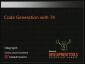 VideoCodeGenerationWithT4