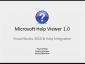 VideoVisualStudio2010MicrosoftHelpSystem