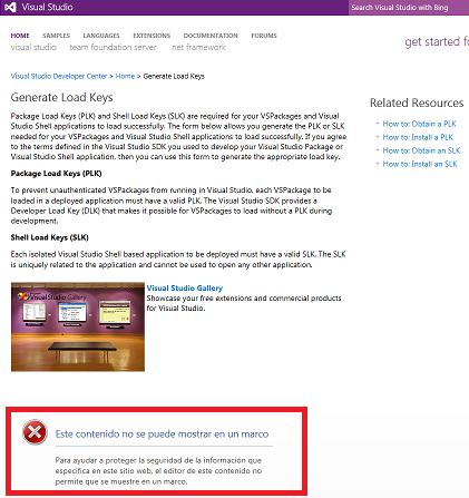 GenerateLoadKeysInternetExplorer