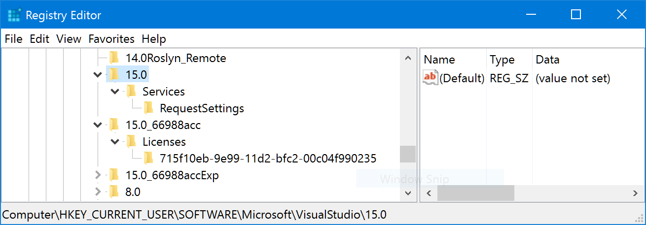 Visual Studio Extensibility (VSX) | VS SDK, packages, add