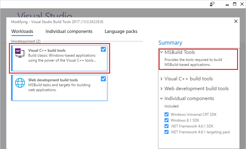 VS 2017 | Visual Studio Extensibility (VSX)